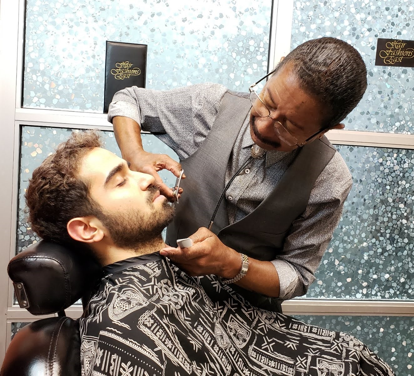 George's Hair Fashions East Beard Shaping Services